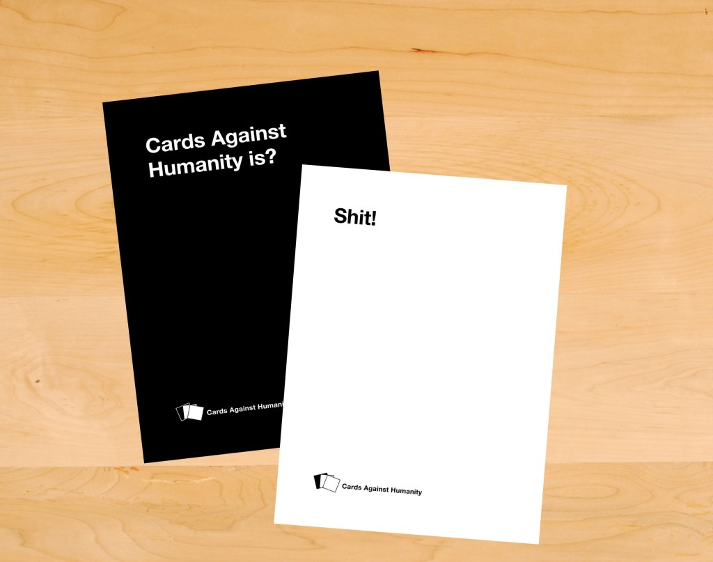 Cards Against Humanity Anleitung