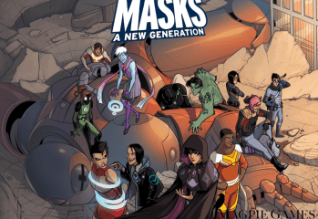 Masks: A New Generation - Who Dares Rolls