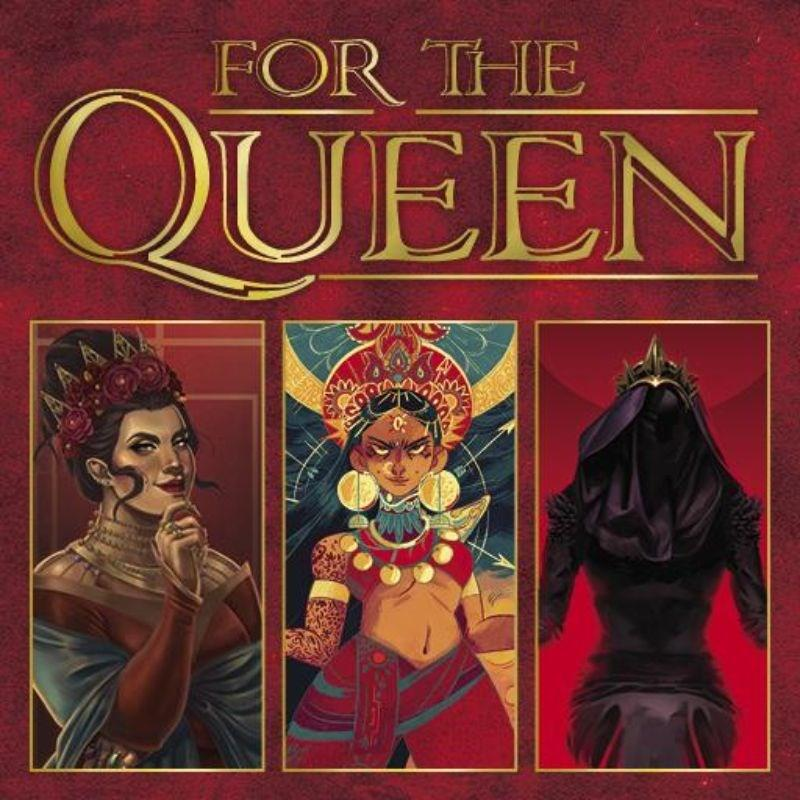 For the Queen - Who Dares Rolls