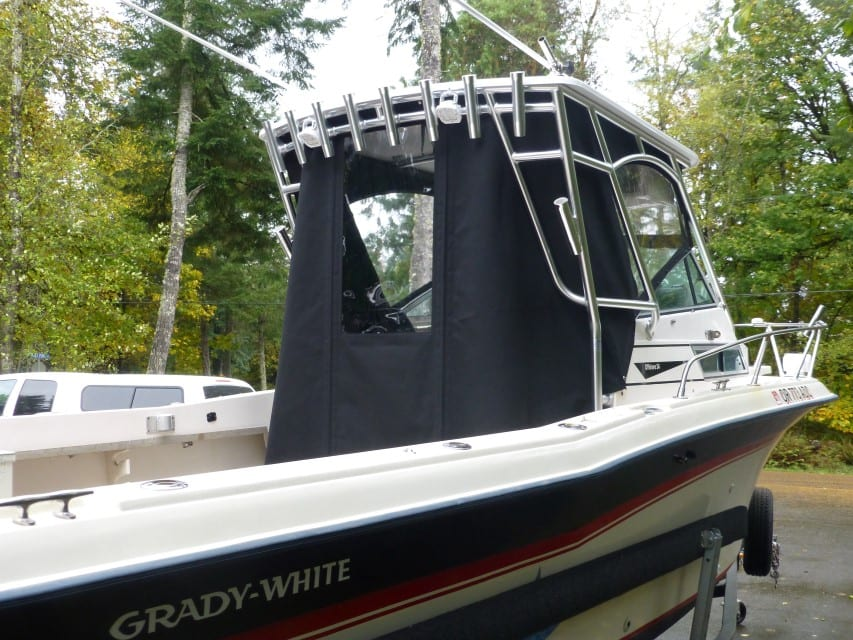 Grady White Skip Tower F5
