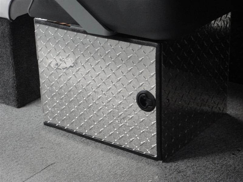 Seat Base w/ Storage 1