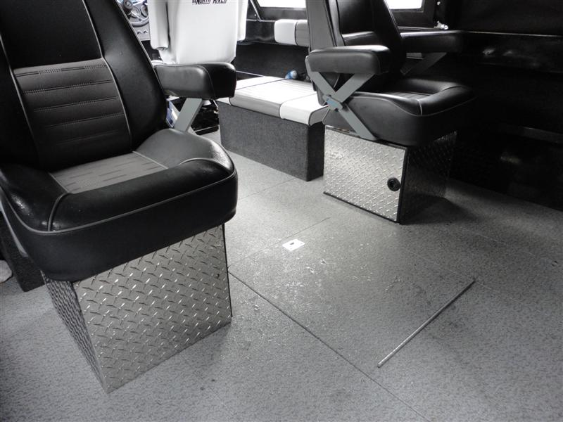 Seat Base w/ Storage 2