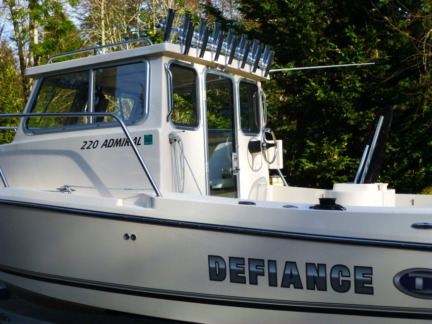 Defiance Rockets B2