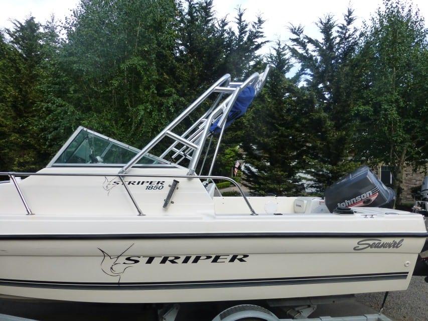 SeaSwirl Striper D2