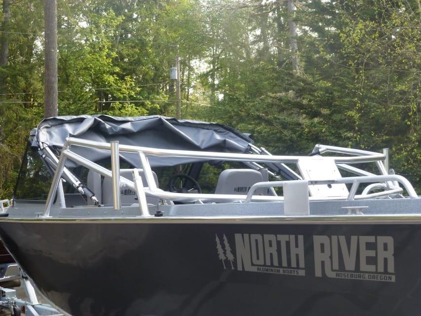 NorthRiver 022F Broken Down