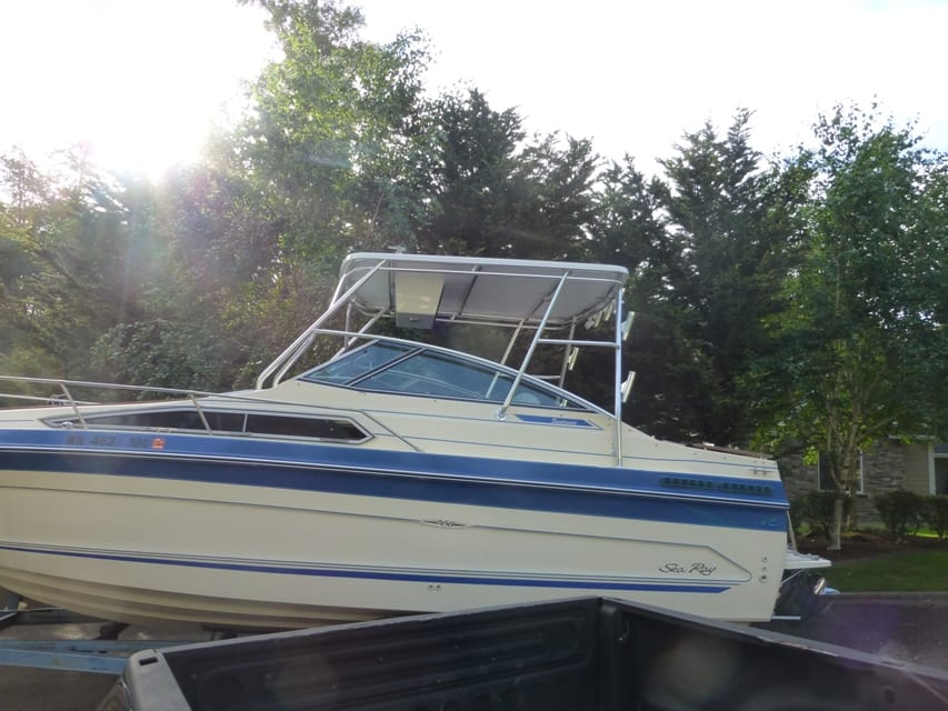 Sea Ray Sundancer Skip A1