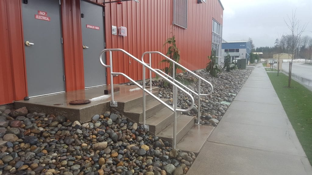 Commercial Handrailing A4