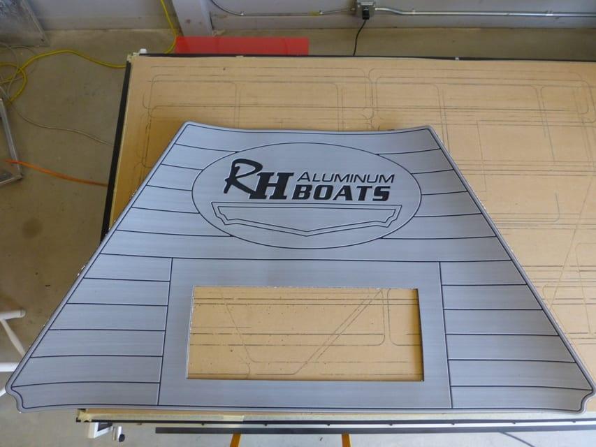 RH Boats Foam B2