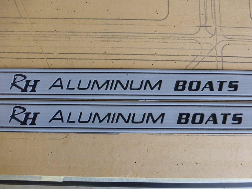 RH Boats Foam B9