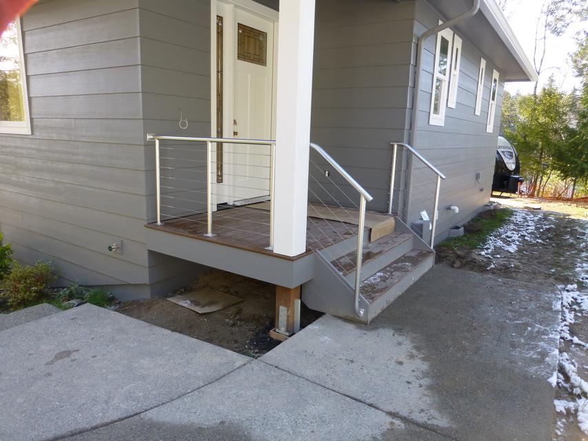 Residential Handrailing 1B
