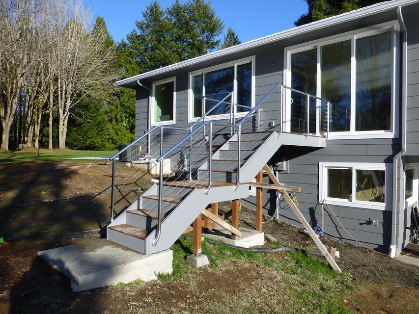 Residential Handrailing 2B