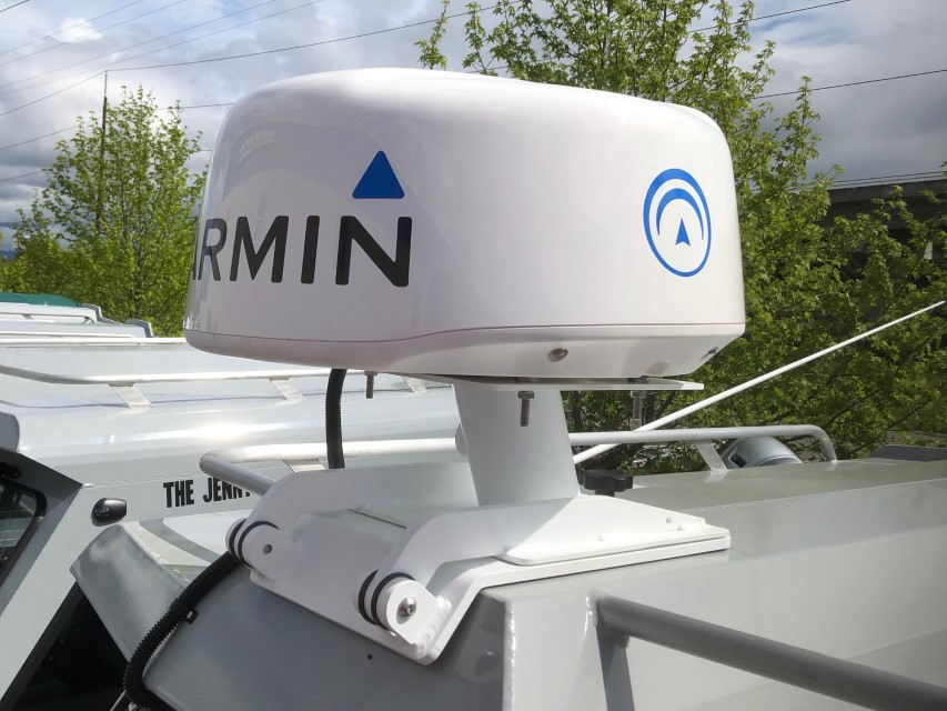Folding Radar Hewes A2