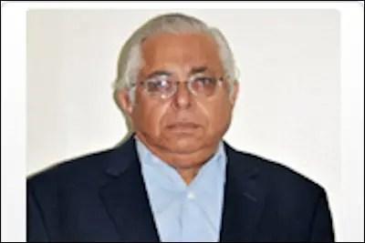 Krishan (Kishu) Devidas Chandiramani, has died 21