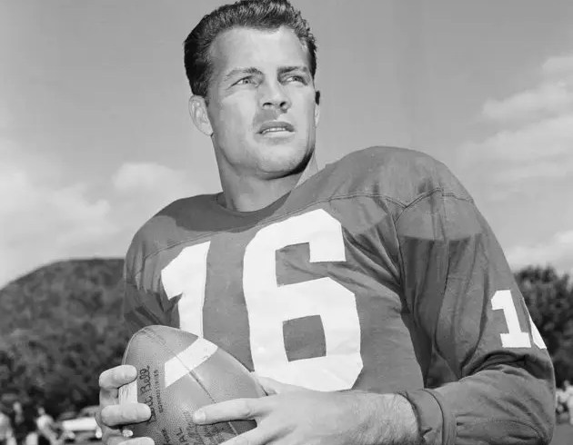Frank Gifford died suddenly at his home