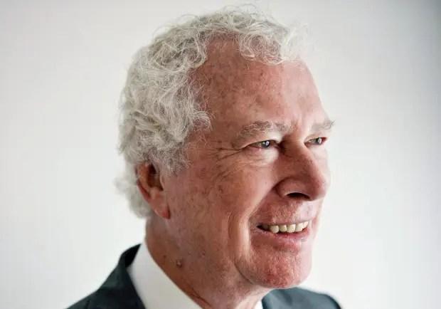 Ken Taylor the former Canadian ambassador to Iran