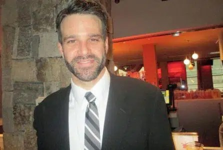 Nathaniel Marston Died at 40 He: 'One Life To Live' Actor. 5