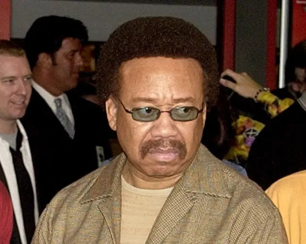 Maurice White, the founder of Earth Wind & Fire