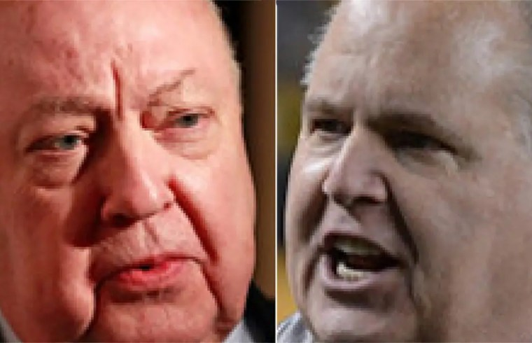 Rush Limbaugh Defended Roger Ailes 1