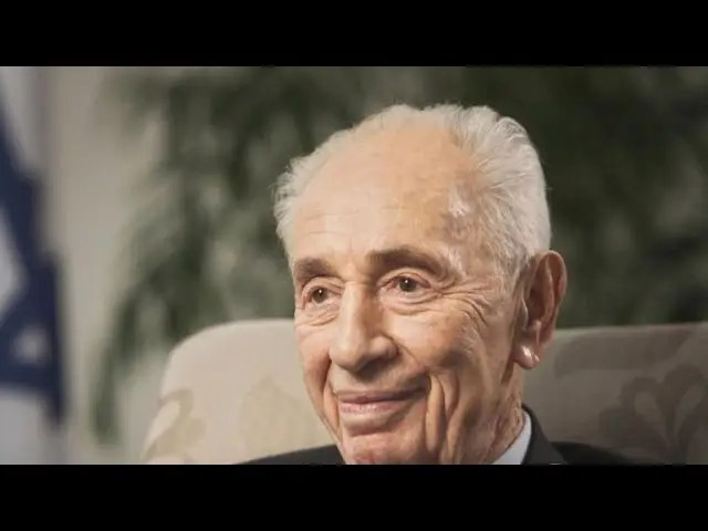 """Shimon Peres hailed as """"a soldier for Israel"""" 1"""
