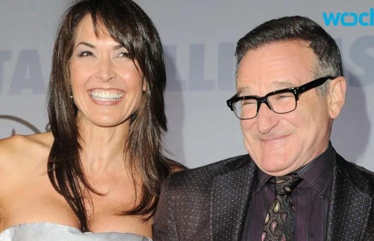 Robin Williams' Widow Talks About His Last Days 1