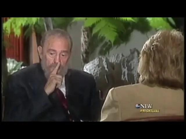 Former Cuban President Fidel Castro Dies at 90 1
