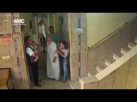 +18 Aleppo Massacre... Syrian Regime Crimes in the last hospital in Aleppo 1