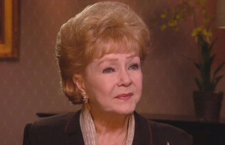 Debbie Reynolds Discusses Death In Her Last Interview With Inside Edition 1