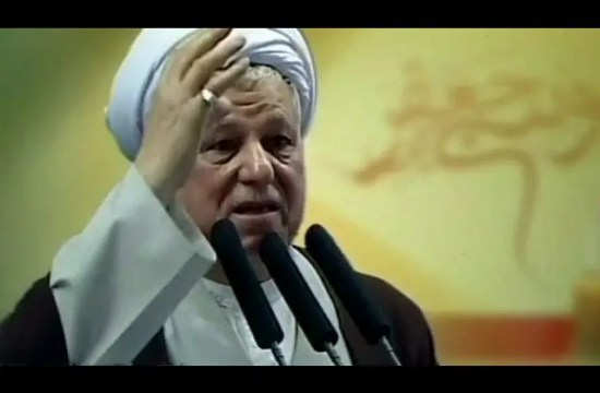 Ex-President Rafsanjani a 'most influential figure' in Iran 39