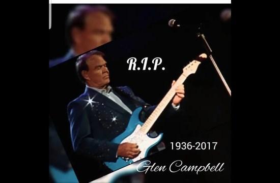 R.I.P. Glen Campbell 11