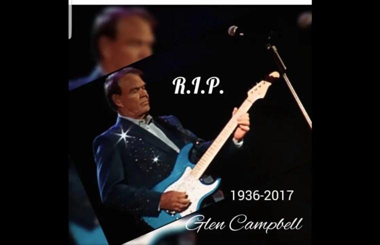 R.I.P. Glen Campbell 1
