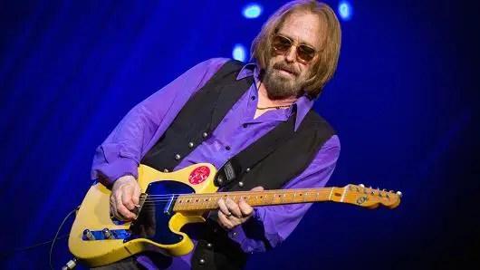 US rock star musician Tom Petty dies aged 66