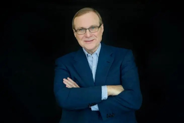 Paul Allen Microsoft co-founder is dead at age 65
