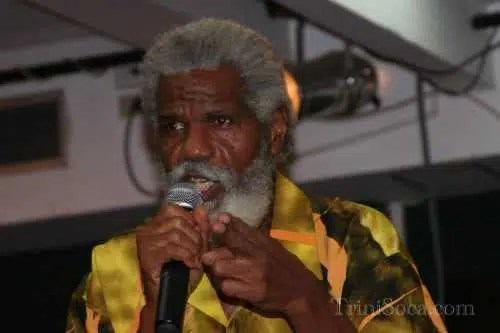 The Veteran Trinidadian  Calypsonian Mighty Composer dies at 83 9