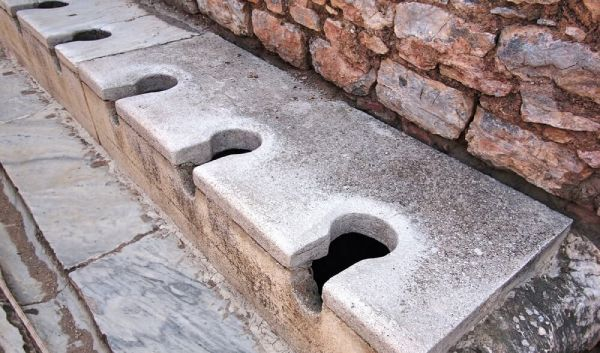 Plumbing in Ancient Times