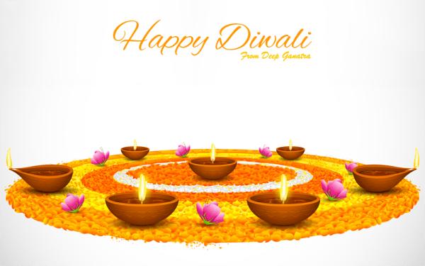 Diwali Wishes from Deep Ganatra