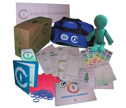 Who is GREEN? - Kit Contents