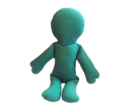 Who is GREEN? - Anybody Doll