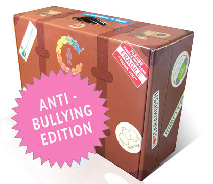 Anti Bullying (Pink) - Mysterious Case