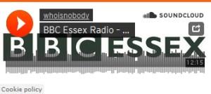 Who is NOBODY? on BBC Essex radio