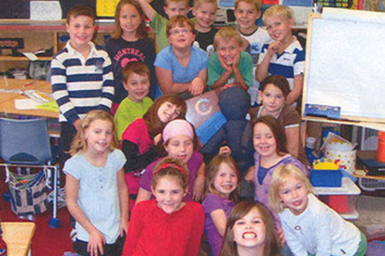 Brookside PS - Avon Maitland District School Board - Who Is NOBODY?