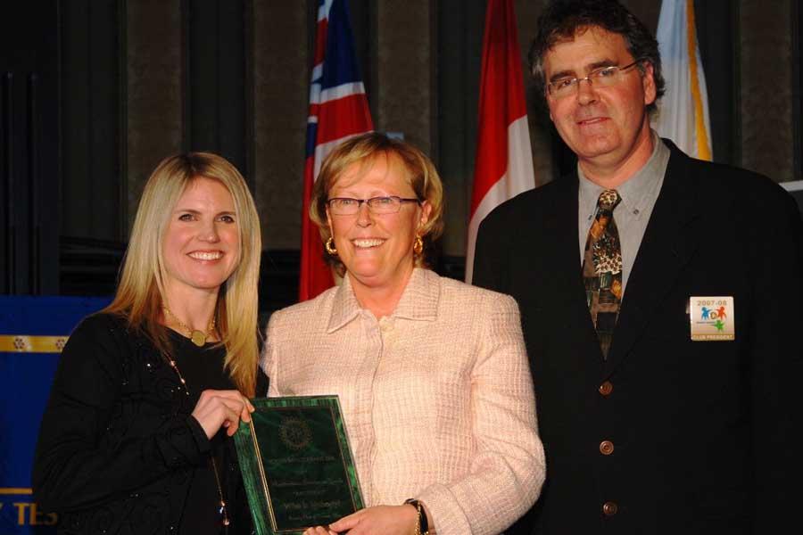 Youth Impact Award - Rotary - Who Is NOBODY?