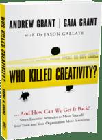 Book: Who Killed Creativity?