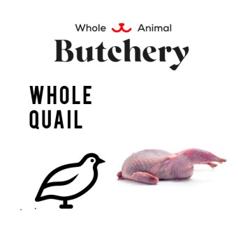Whole Quail (Dressed)