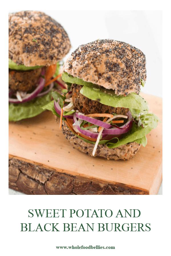 Sweet Potato and Black Bean Burger Pin (1)