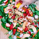 Summer Antioxidant Salad @wholefoodbellies.com