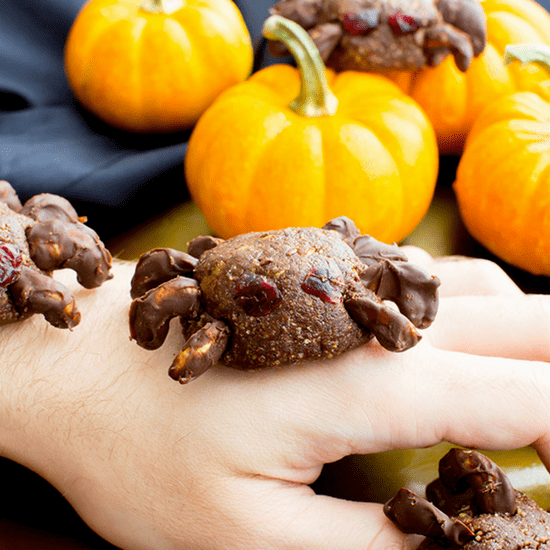 Healthy treats for Halloween