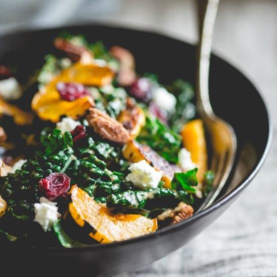 16 unique salads for winter