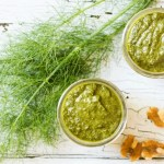 Fragrant Fennel Fronds Pesto