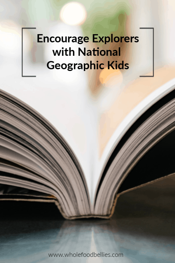 National Geographic Kids inspires young adventurers to explore the world through its award-winning books, magazines, website, television series, apps, games, and events. Be Curious, Explore, and Make the World a Better Place.