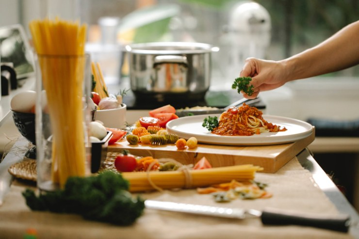 Pasta: a good source of good carbohydrates   Photo: Klaus Nielsen/Creative Commons